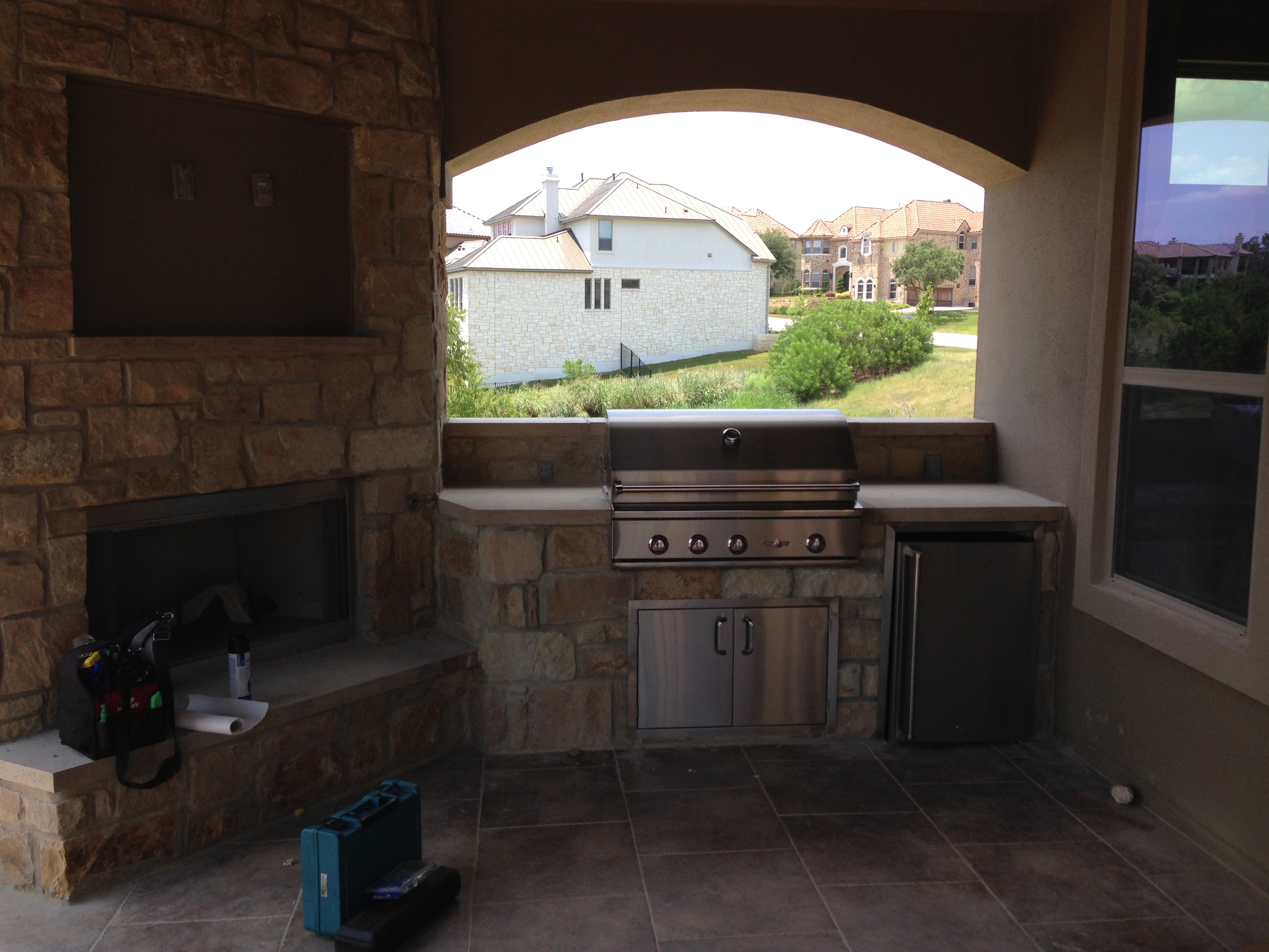 Ember Outdoor Kitchens Austin Tx