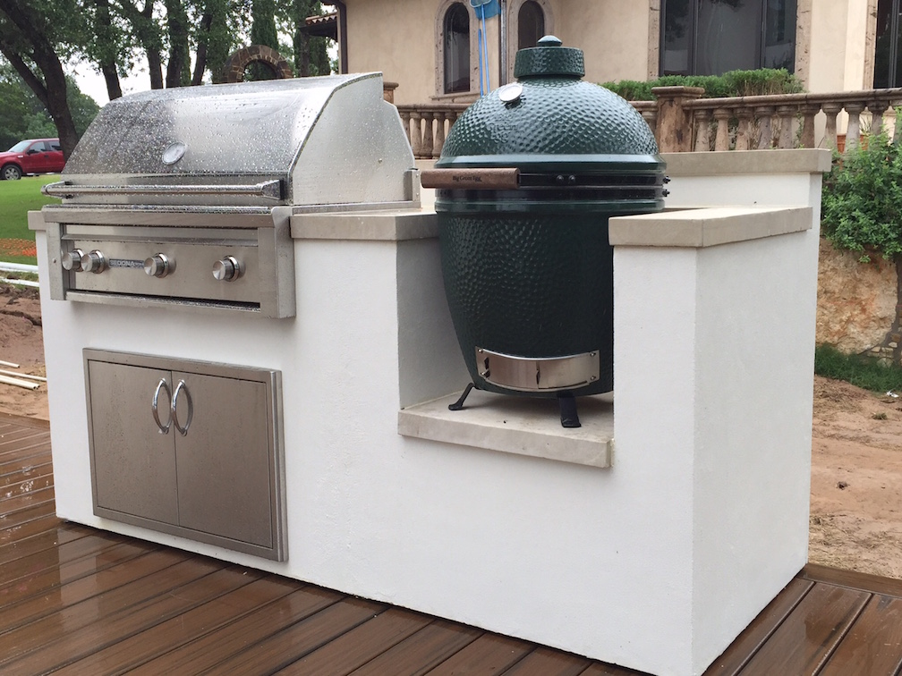 ember ember outdoor kitchens